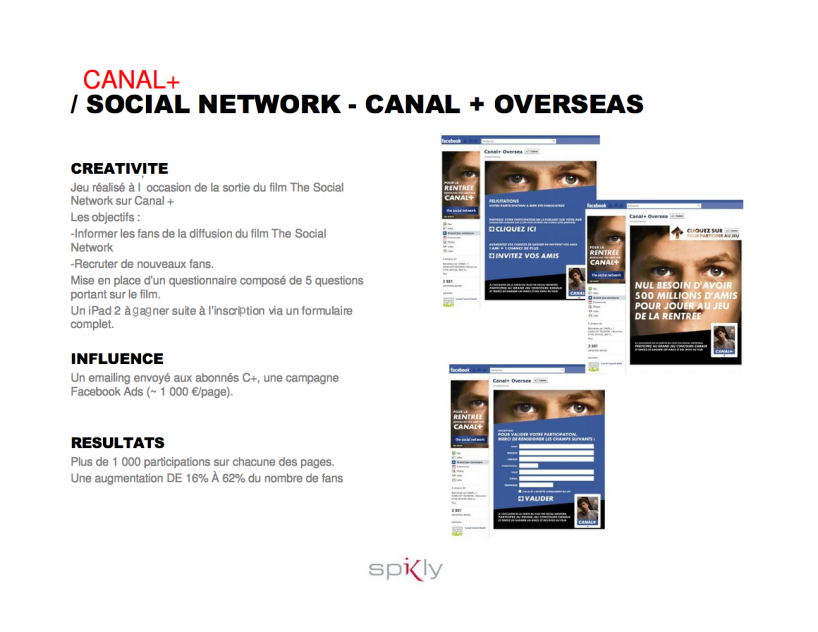 Dispositif digital et extranet promotion ev nements - Extranet leroy merlin ...