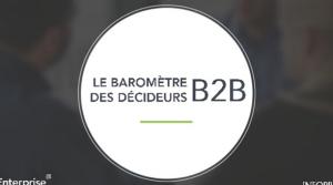 Le baromètre des décideurs B2B