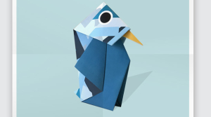Cultura transforme les papiers cadeaux en origami