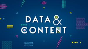 L'évènement Data + Content