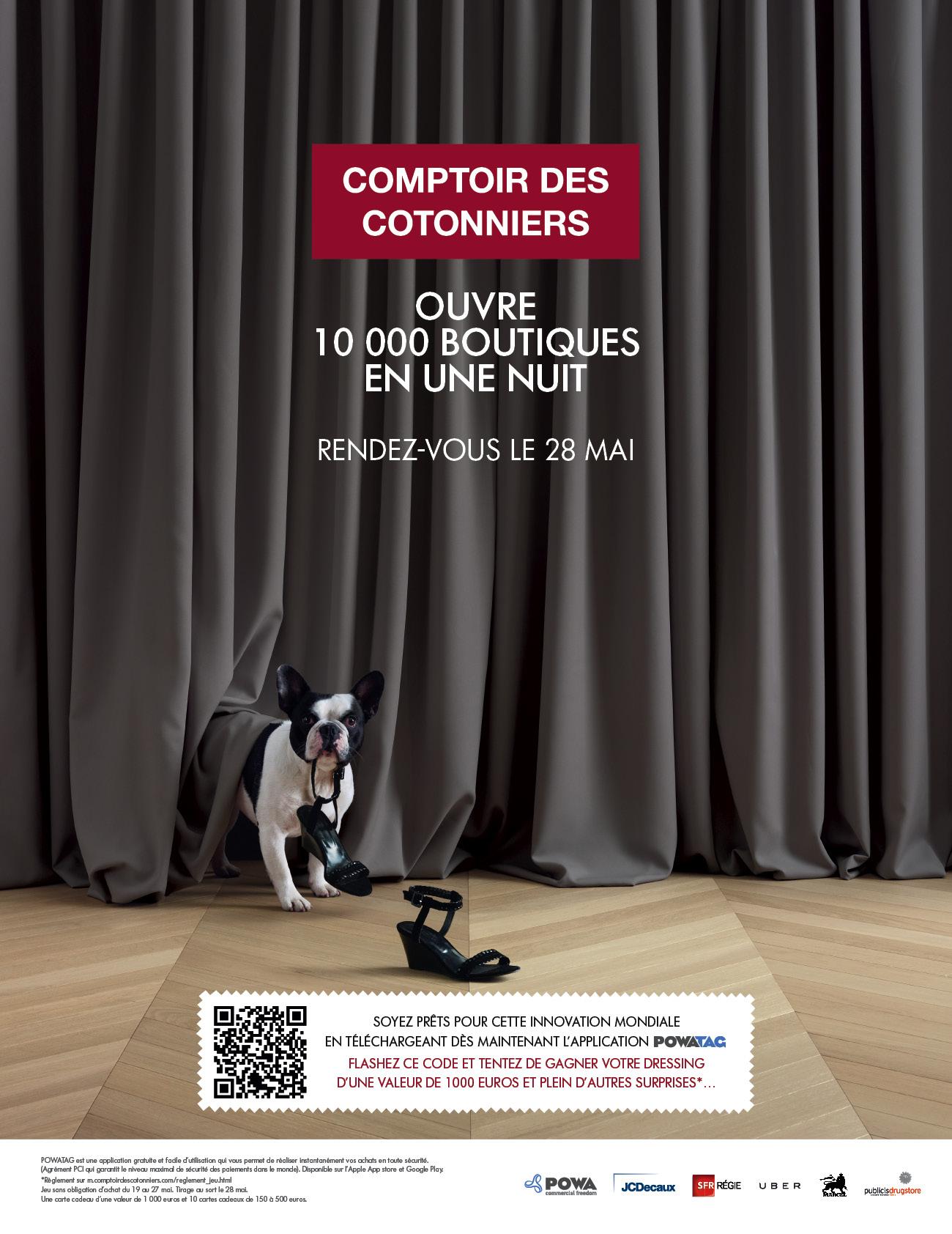 Le fast shopping comptoir des cotonniers agence marcel - Le comptoir des cotonniers ...