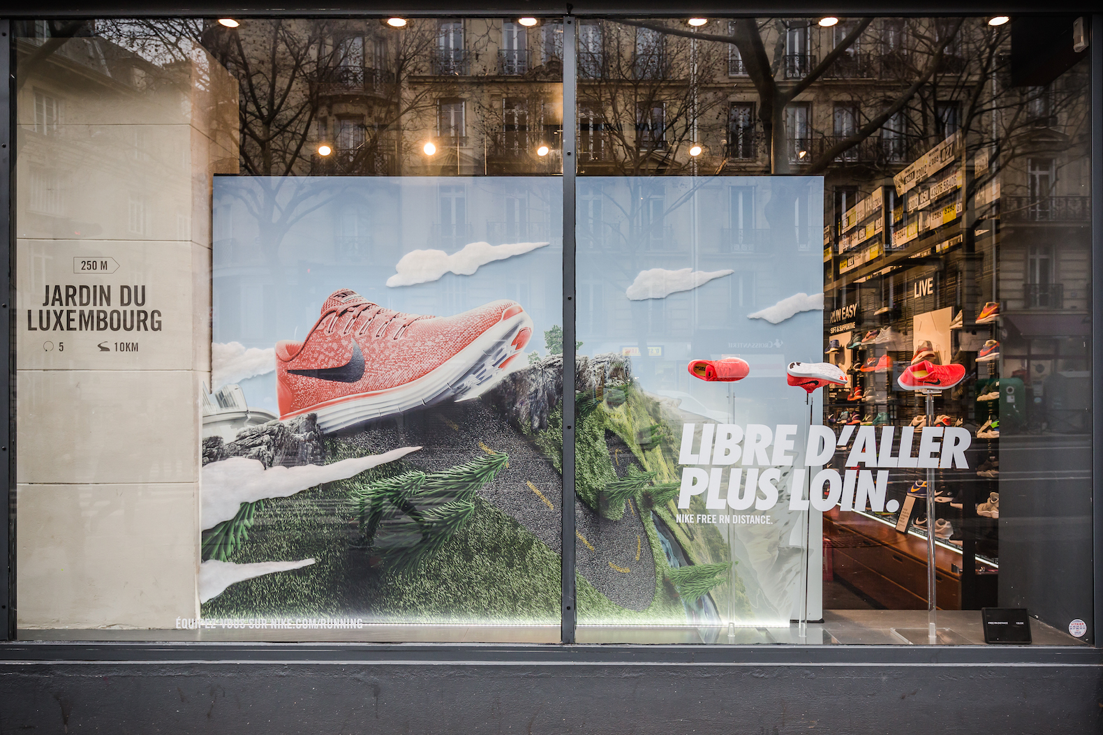 boutique nike luxembourg