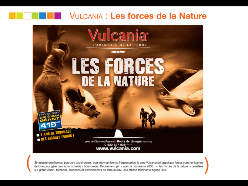 les forces de la nature campagne affichage radio. Black Bedroom Furniture Sets. Home Design Ideas
