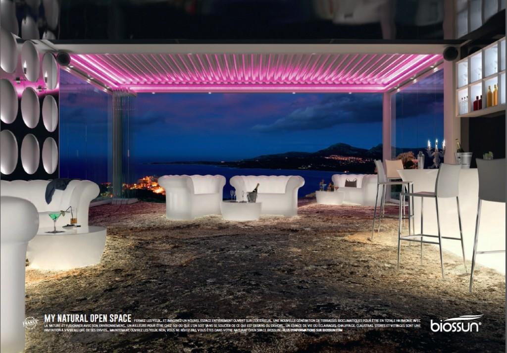 my natural open space biossun agence nouveau monde. Black Bedroom Furniture Sets. Home Design Ideas