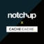 Cache-Cache fait confiance à Notchup