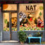 Pop-up store NAT