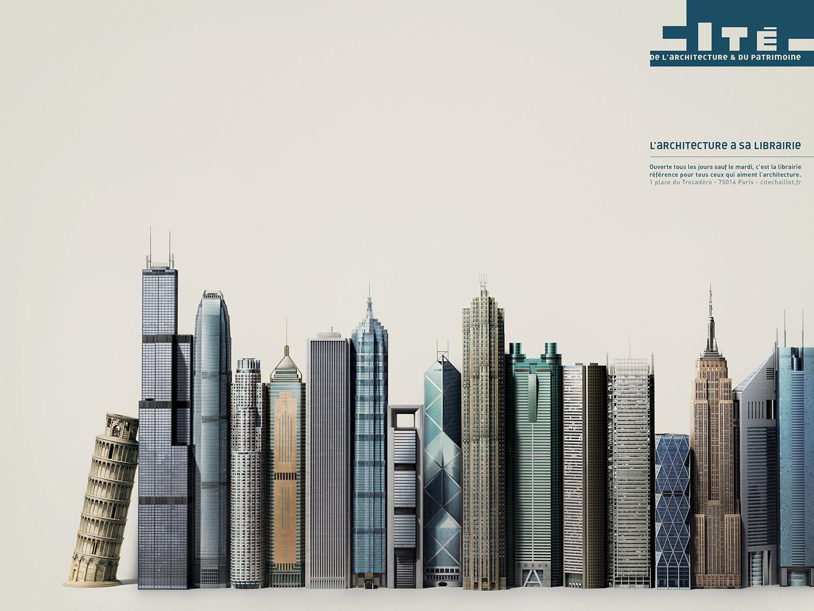 Campagne d 39 affichage mai 2015 cit de l 39 architecture for L architecture