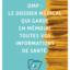 Campagne de communication multimedia lancement du DMP