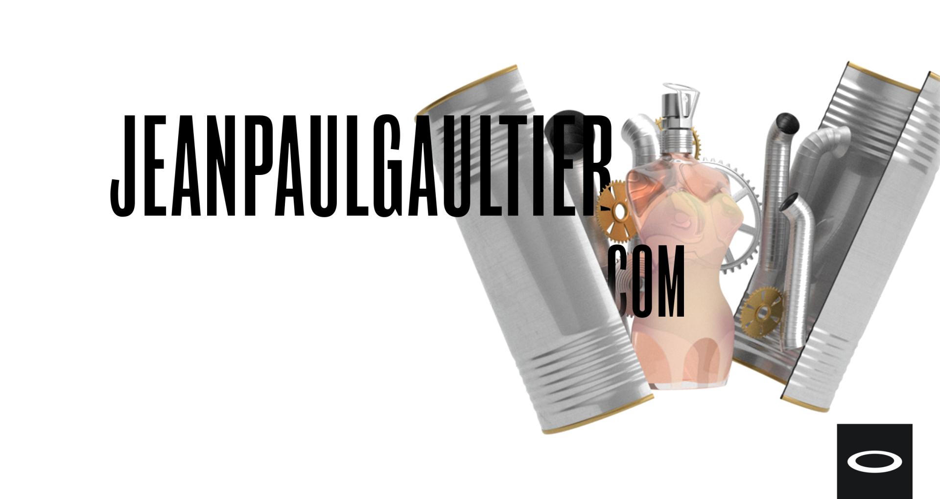Heaven pour Jean Paul Gaultier