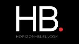 horizon bleu
