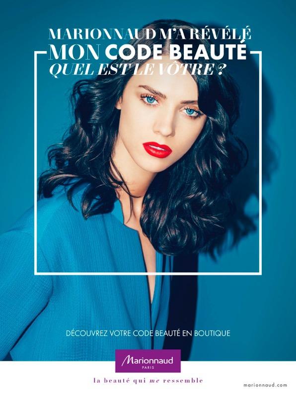 Marionnaud Mon Code Beauté agence Rosapark