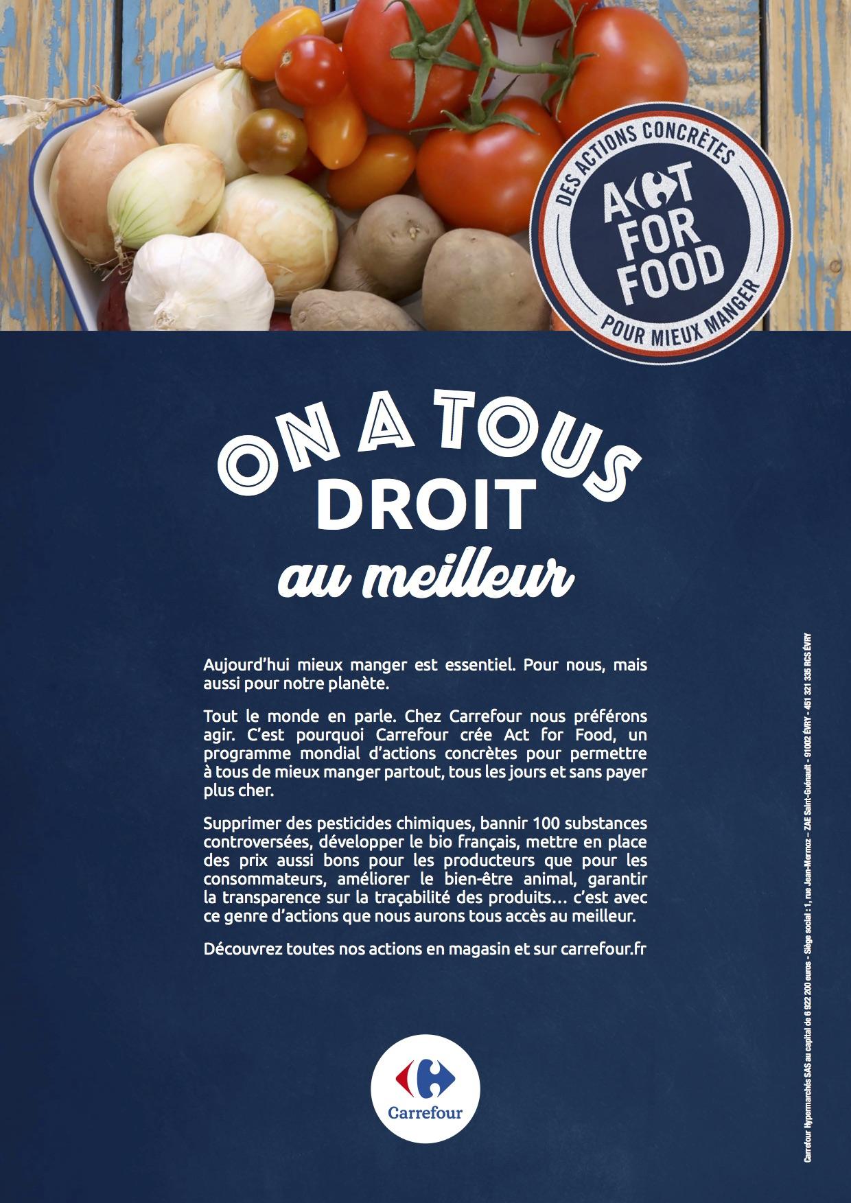 Le Meilleur Suv >> Campagne mondiale, TV, Digital, Print, Social Media ACT ...