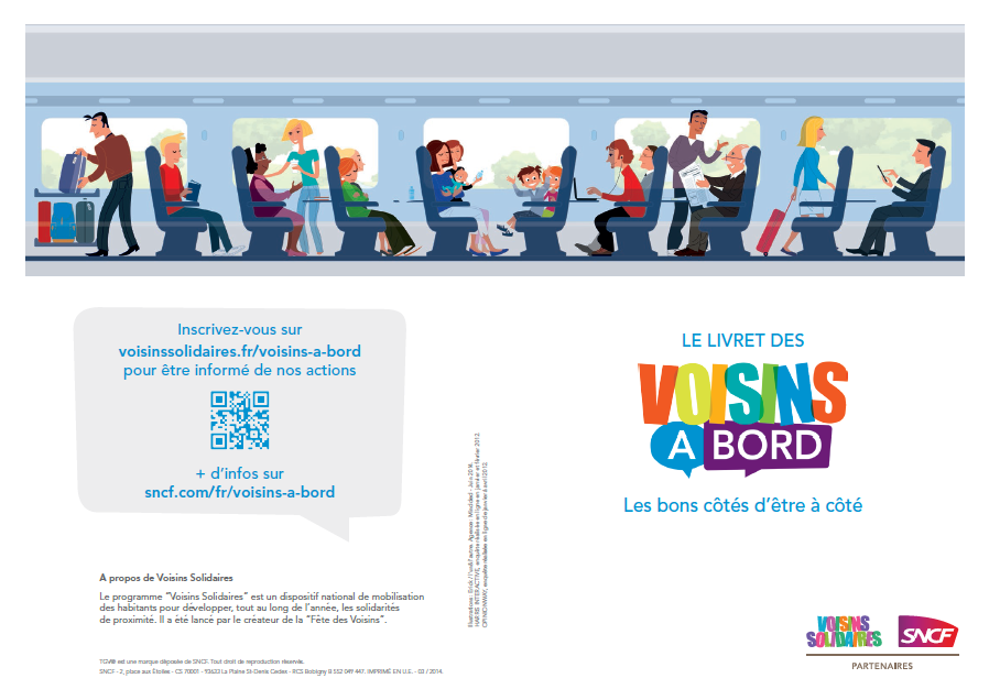 Voisins bord sncf voyages agence mindded for Tre box auto